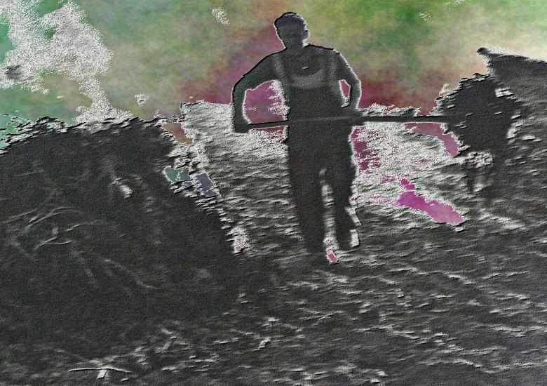 vignette silhouette Perrin